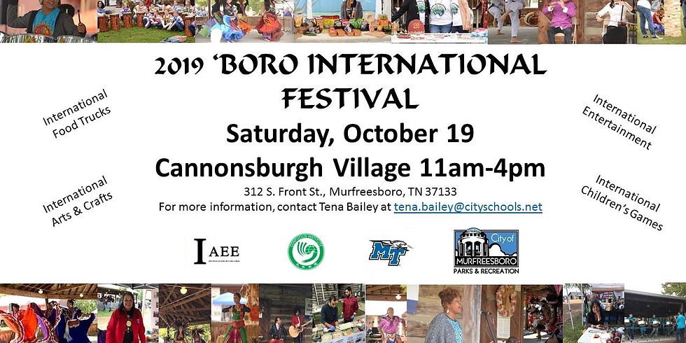 2019 'Boro International Festival