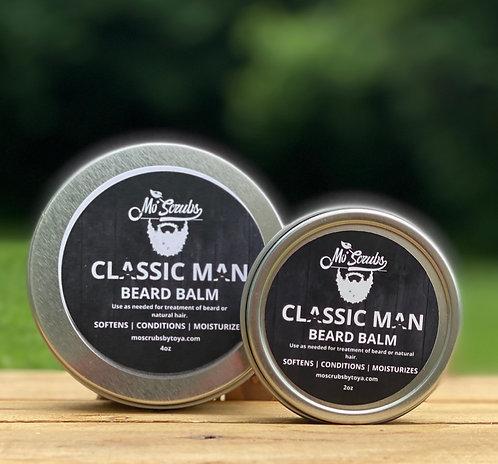 Classic Man - Beard Balm