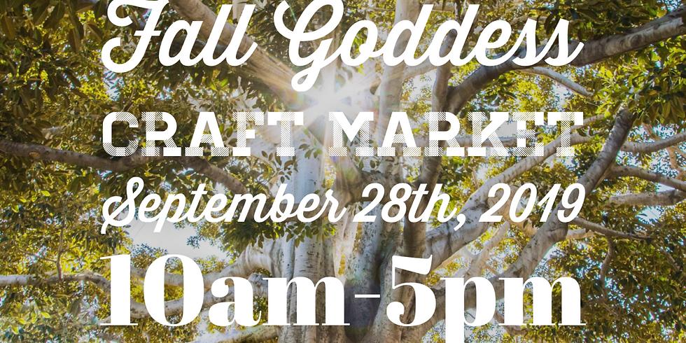 Mo' Scrubs at Fall Goddess Craft Market