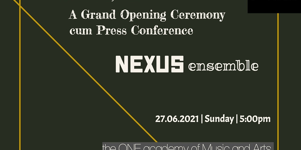 Grand Opening Ceremony cum Press Conference