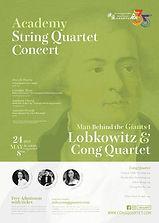 Academy String Quartet Concert poster.JP
