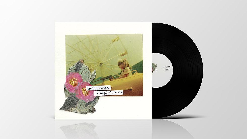 """Katie Ellen - Cowgirl Blues 12"""" Vinyl LP"""