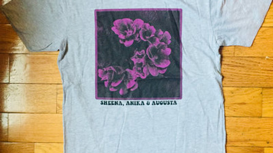 Sheena  + Anika + Augusta - Flower Shirt