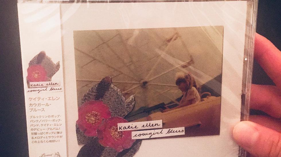 Katie Ellen - Cowgirl Blues Japanese CD