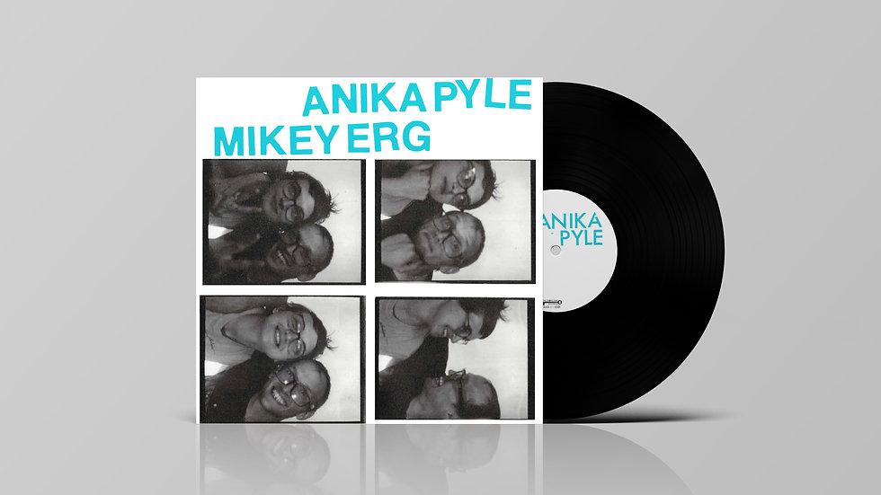 """Anika Pyle + Mikey Erg Split 7"""""""