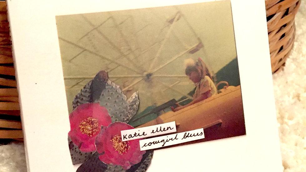 Katie Ellen - Cowgirl Blues CD