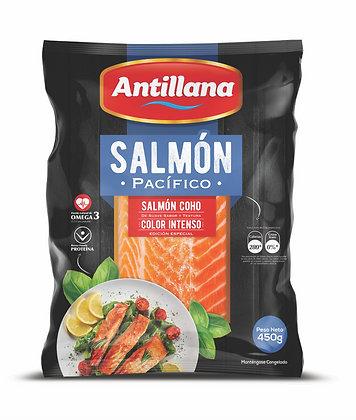 Filete de Salmon Pacifico Antillana x 450gr