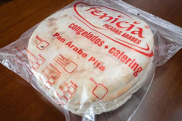 Pan Arabe Pita x 10
