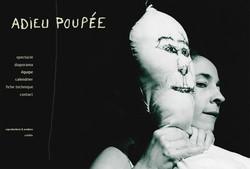 site Adieu Poupée