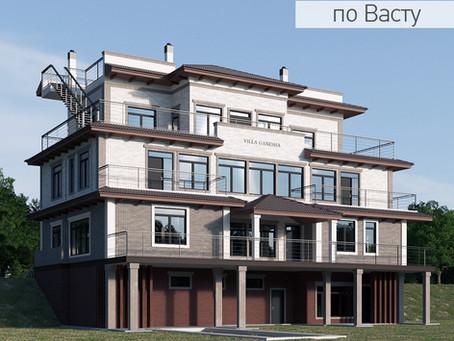 Дом 707 кв.м для большой и дружной семьи