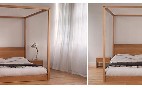Кровать с использованием Айяди-расчетов