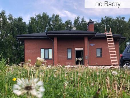 Проект индивидуального жилого дома 180 кв.м.