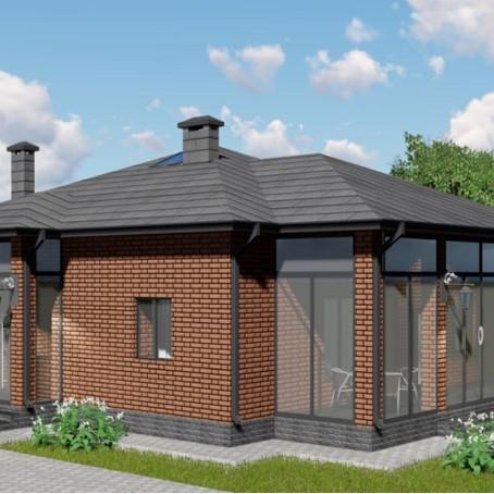 Надежный, экологичный и комфортный дом для постоянного проживания