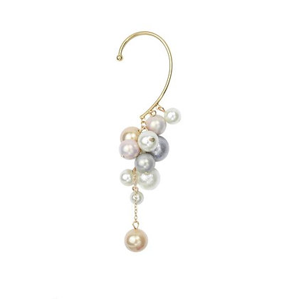 BERNINI Statement Vintage Ear Hook | MADE IN PAIN Jewelry