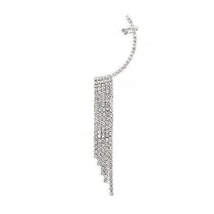 MOMENTUM Chic Pierced Clip Earrings