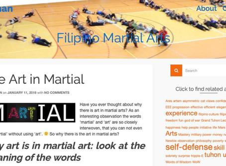 The Tripple-E Progression of Martial Arts