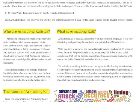 Formidable Five of Armadong Kali