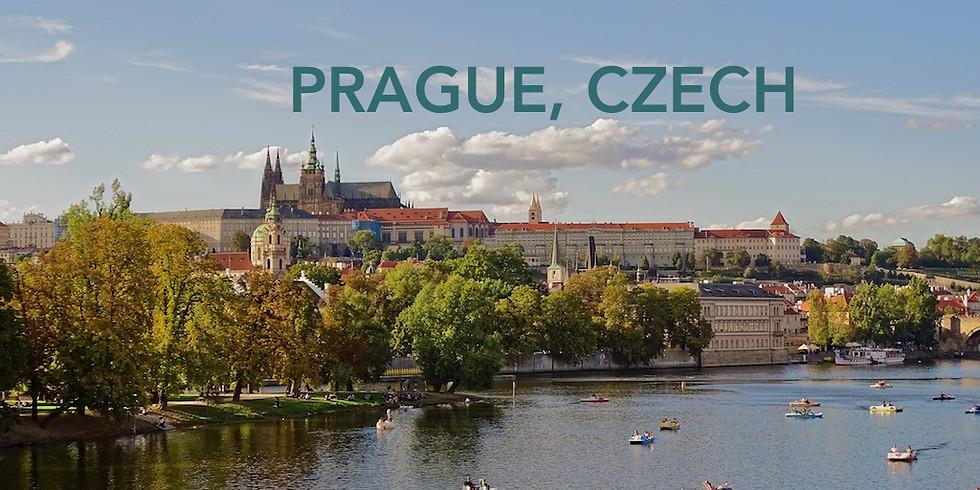 3 Days Kali with Uli Weidle in Prague, Czech Republic