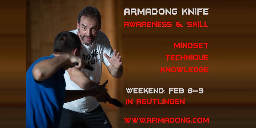 Armadong Knife Awareness & Skill