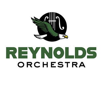 Reynolds Middle School Orchestra Logo