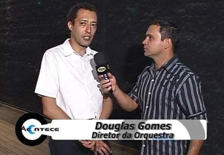 Maestro Douglas Gomes