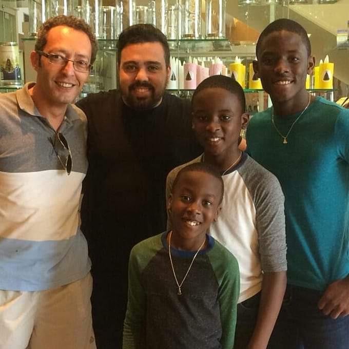 Maestro Douglas Gomes, Thiago Machado e The Melisizwe Brothers