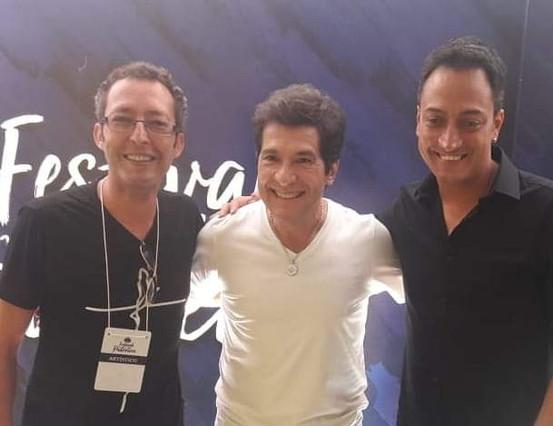 Maestro Douglas Gomes, Daniel e Maestro Rodrigo Costa