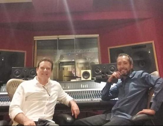 Claudio Goldman e Maestro Douglas Gomes
