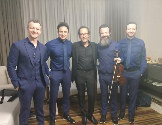 Maestro Douglas Gomes e Família Lima