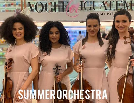 Summer Orchestra - Desfile Vogue Brasil