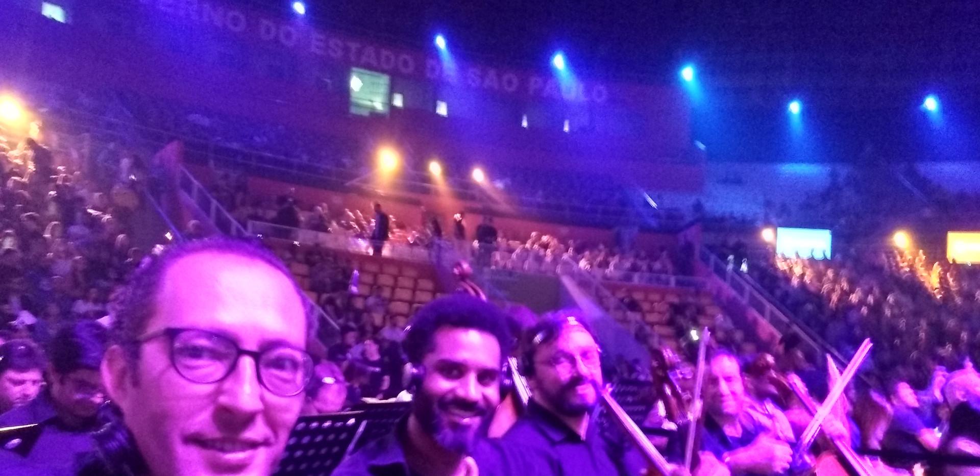 Orquestra Show Thiago Nigro