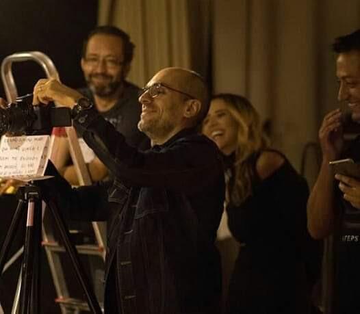 Maestro Douglas Gomes - Gravação Clipe L