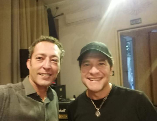 Maestro Douglas Gomes e Daniel