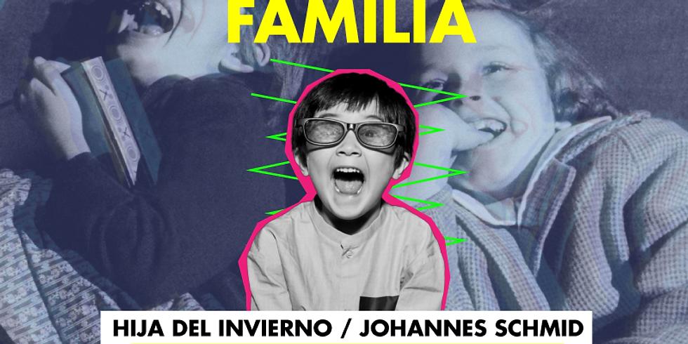 Cine en familia en Casa Kilele - Películas Junio 2019