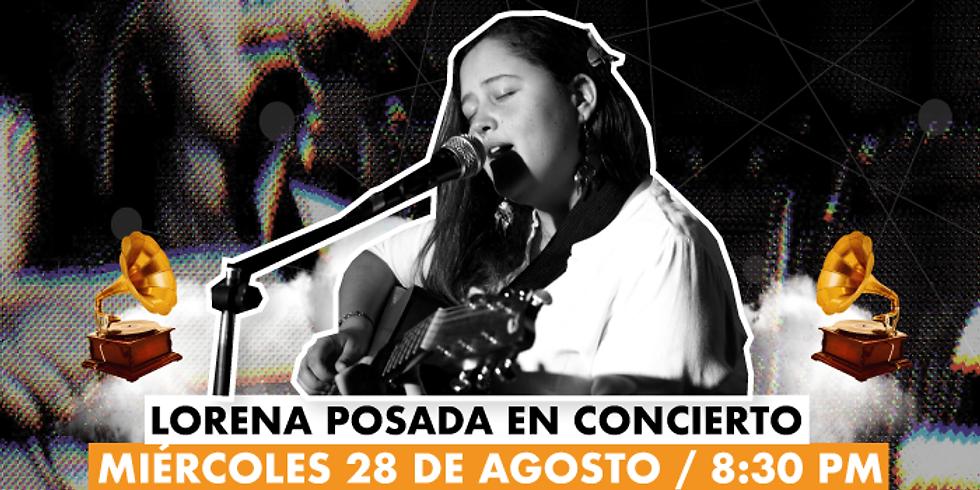 Música: Lorena Posada en Akústicos Kilele