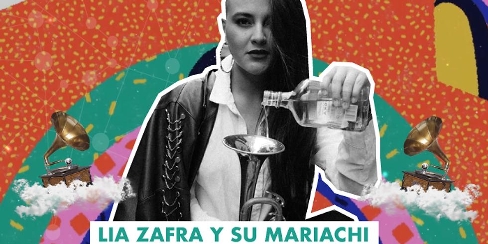 Música: Lia Zafra y su Mariachi en Akústicos Kilele