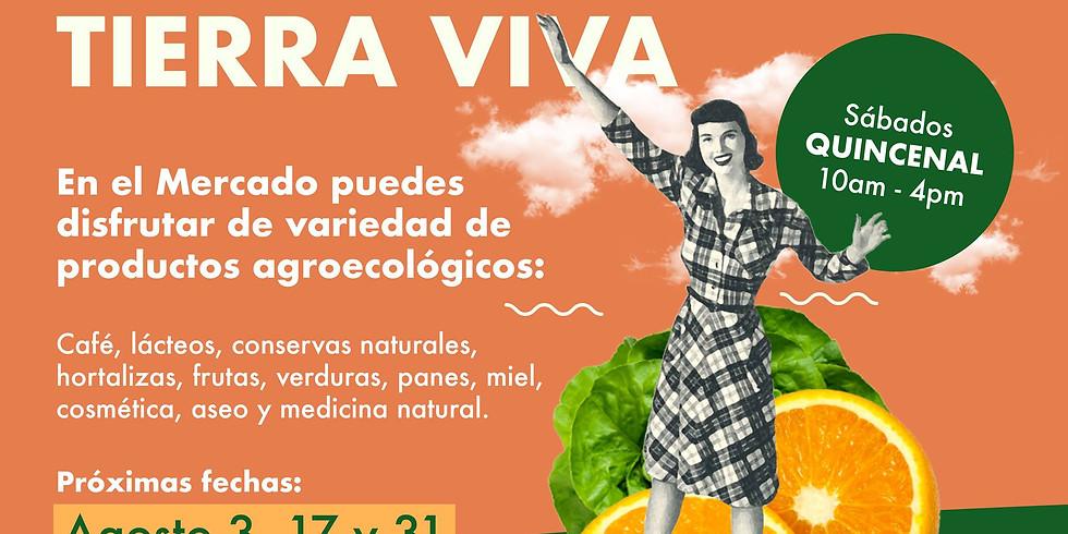LIFESTYLE: Mercado Agroecológico Tierra Viva