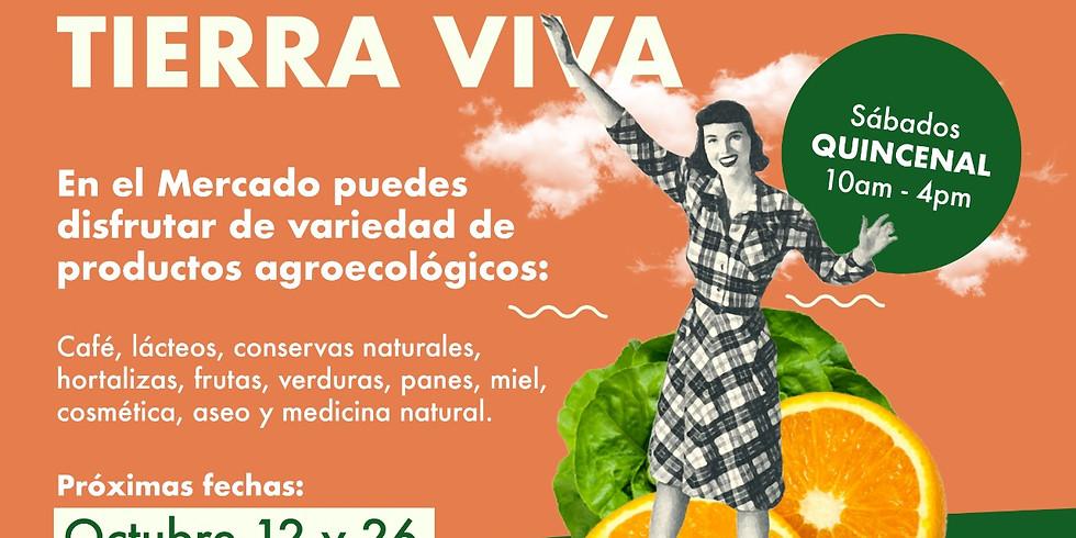 Mercado Agroecológico Tierra Viva