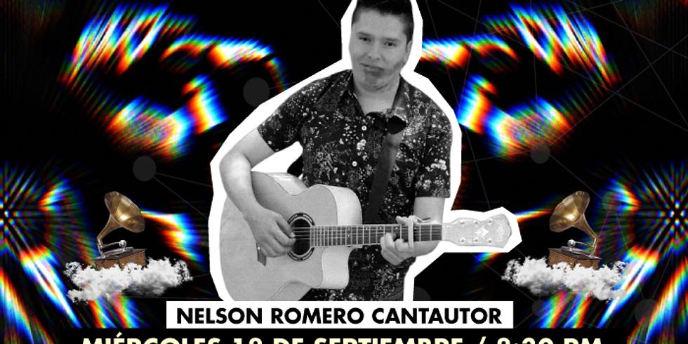 Música: Nelson Romero en Akústicos Kilele