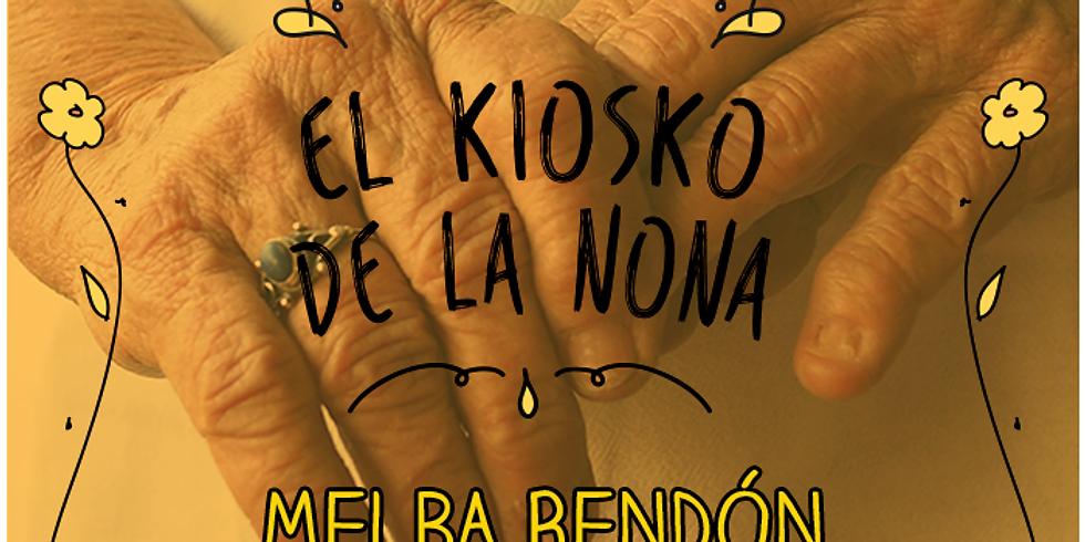 GASTRONOMÍA:El Kiosko de la Nona con Melba Rendón (Bogotá)