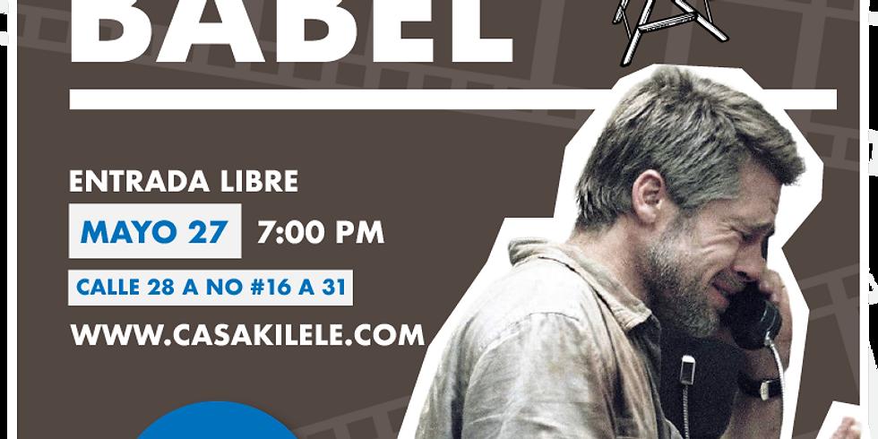 CINE: Babel de Alejandro González Iñarritu