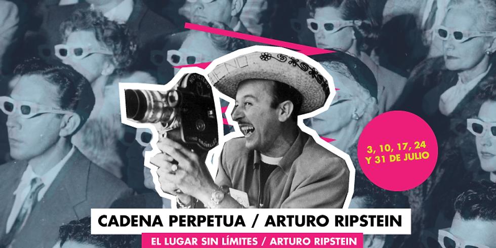 CINE: Ciclo de Cine Mexicano 80`s y 90´s