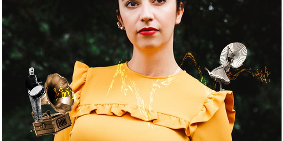 "Gabriela Bernal ""Jade"" en los Akústicos Kilele"