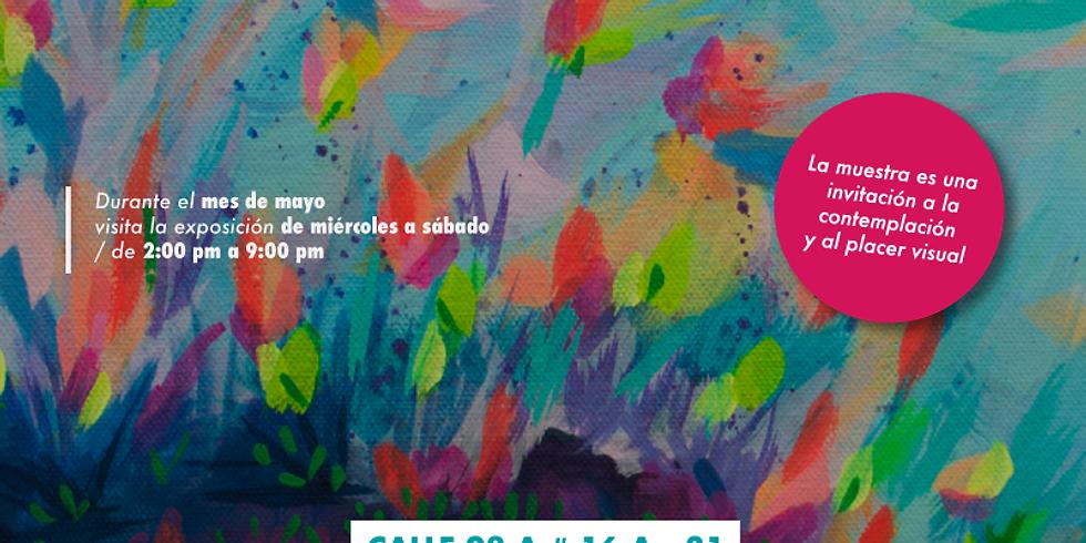 Galería Kilele Opening Night presenta Transiciones de Catalina Pérez