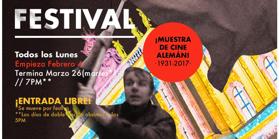 Kino Film Festival, Cine Alemán en Casa Kilele
