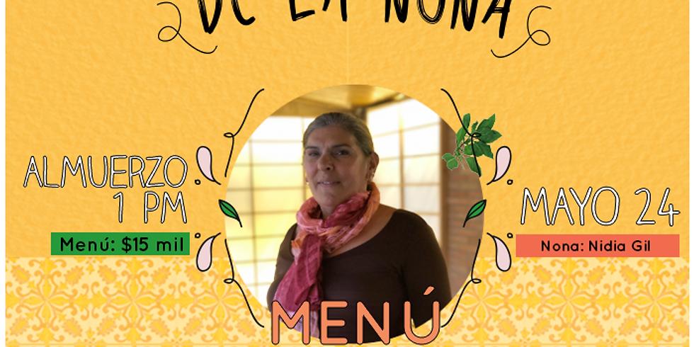 GASTRONOMÍA: El Kiosko de la Nona con Nidia Gil (Cali)