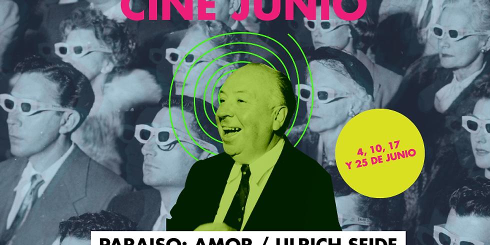 Cine en Casa Kilele - Películas Junio 2019