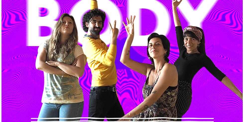 Electric Body ¡Todos bailan!