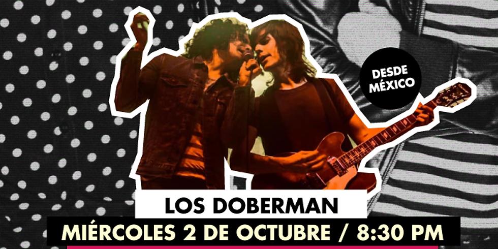 Música: Los Doberman en Akústicos Kilele