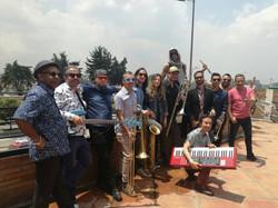 La 33 en Casa Kilele 2019